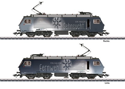 37301 H0 Elektrolokomotive Serie Re 4/4 IV