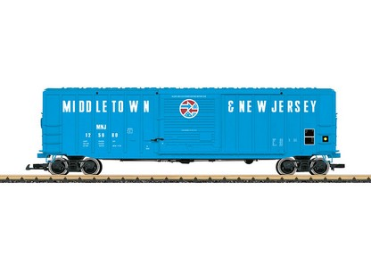 LGB 42934 Box Car Middeltown + New Jers