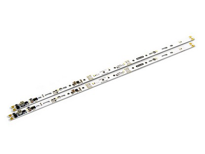 8124302 LED Lichtleiste 330mm, digital (2/Pack)